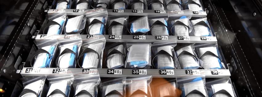 маски автомат продаж вендинг