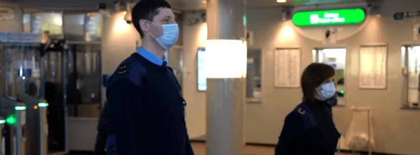 метро проверка коронавирус
