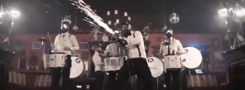 Шоу барабанщиков и флейтистов DrumПарад