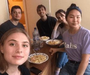 Студенты коронавирус в СПб Рикардо Пизатти