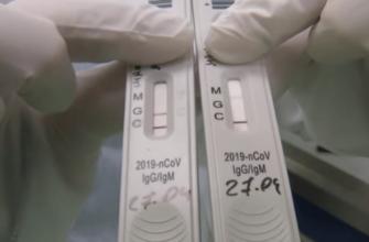 тест система на коронавирус
