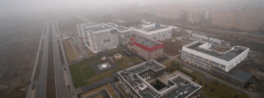 больница 40 Москвы для коронавируса